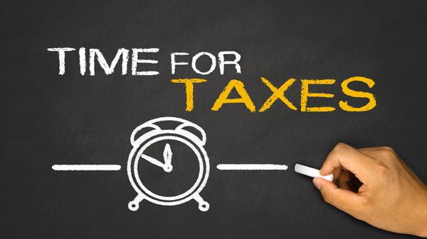 Taxes on USA income