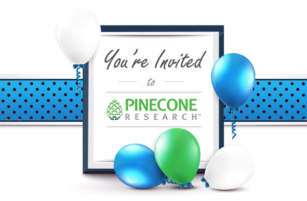 Pinecone Invite