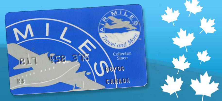 Air Miles Canada