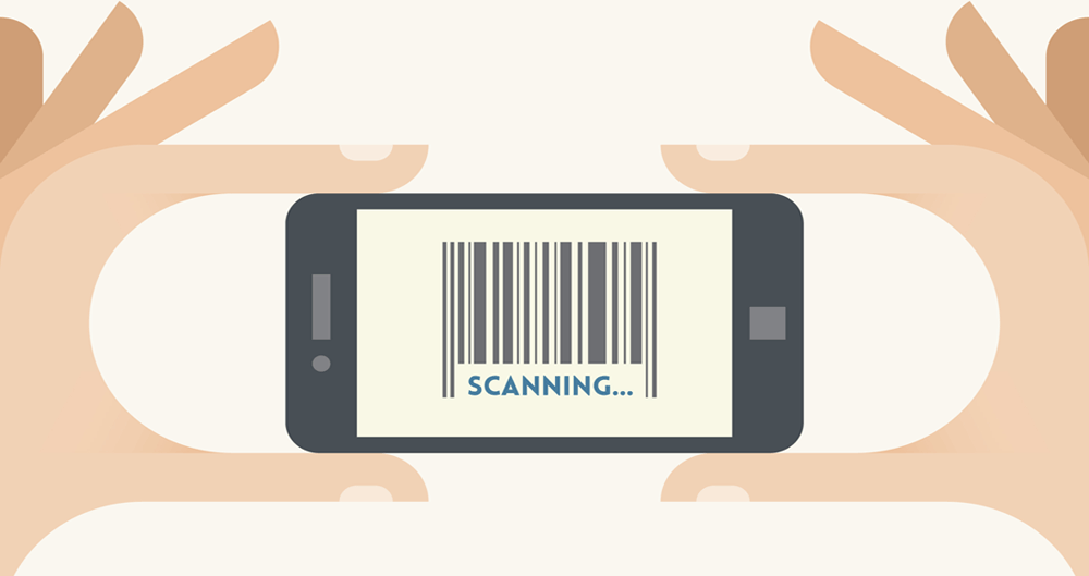 Barcode scanning programs