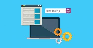 Online beta testing