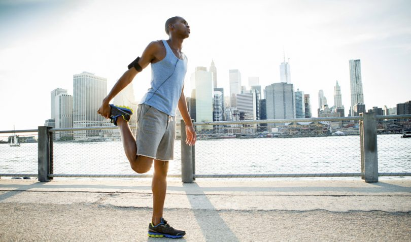 Lifestyle runner
