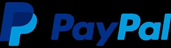 PayPal huge logo