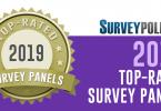 Top survey sites of 2019