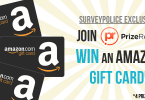 Join PrizeRebel and Win