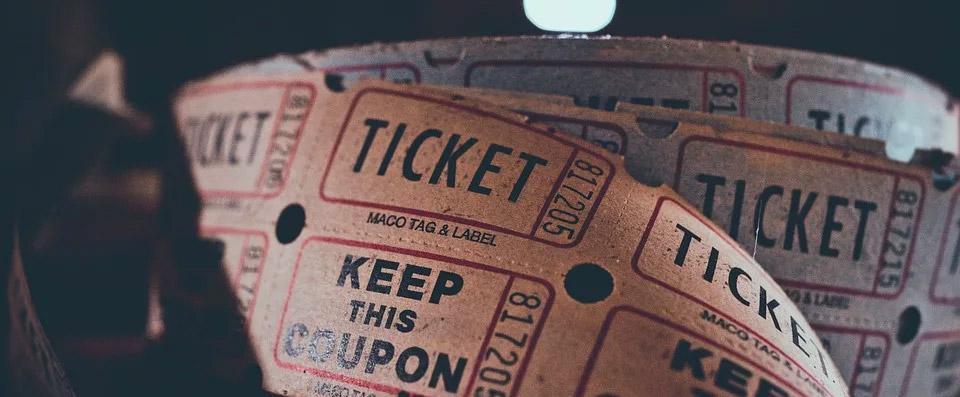 Movie tickets