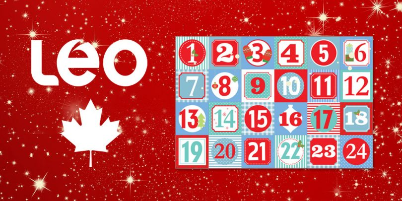 LEO Advent Calendar Contest