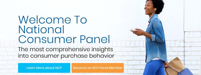 National Consumer Panel website