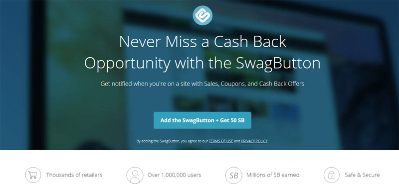 Swagbutton extension offer