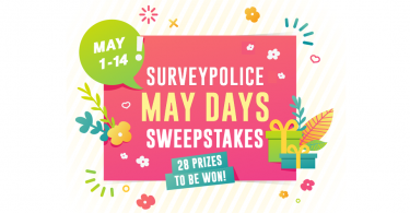 SurveyPolice May Days Sweeps