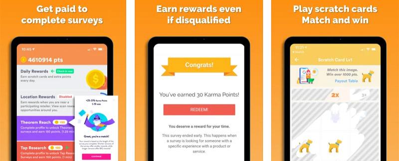 CashKarma app