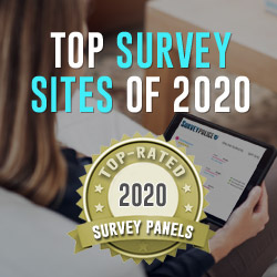 top survey sites of 2020