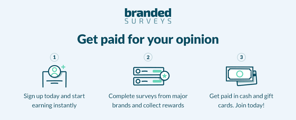 branded surveys website