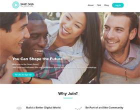 Smart Panel website