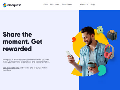 nicequest website
