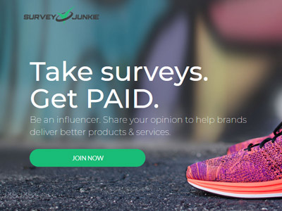 survey junkie website