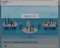 rakuten insights website
