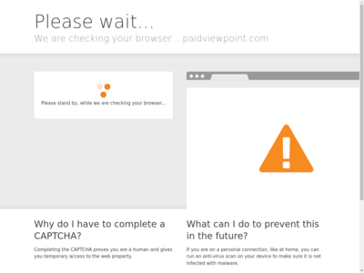 PaidViewpoint website screenshot