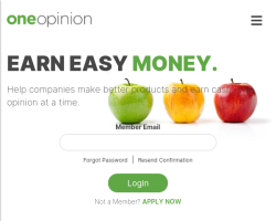 oneopinion website