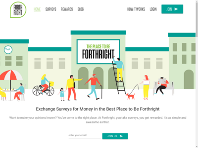 Forthright Member Reviews – Page 1 – SurveyPolice