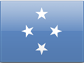 Micronesia, Federated States of flag