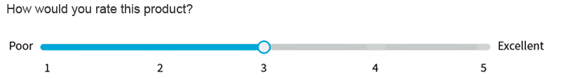 online survey scale