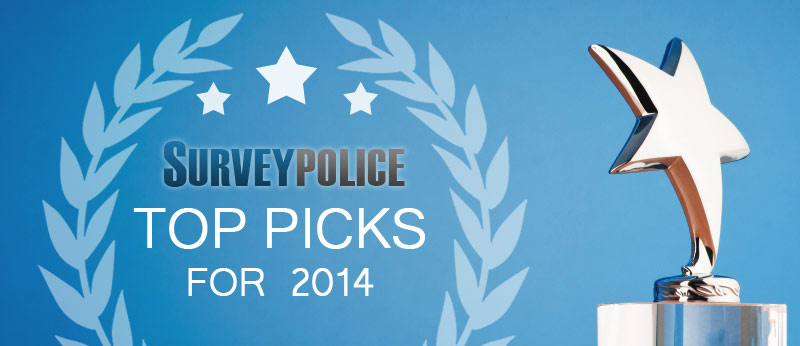 SurveyPolice Top Survey Panels 2014