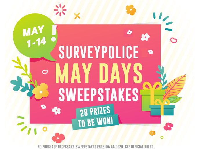 SurveyPolice May Days